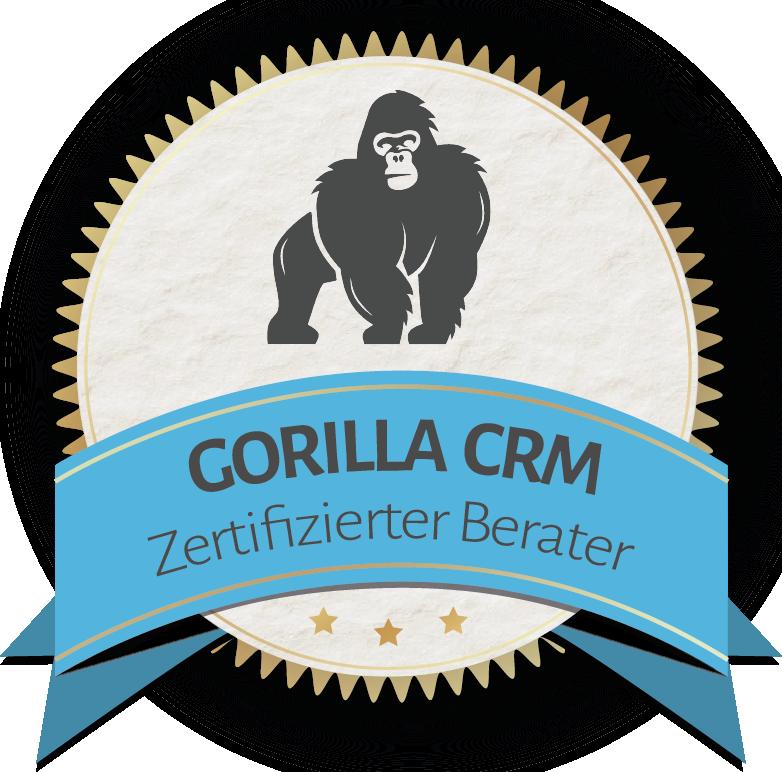 trust siegel gorilla crm
